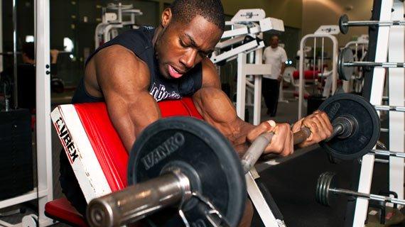 CARBceps (noun): biceps on a sugar-high, often seen heaving huge weight.