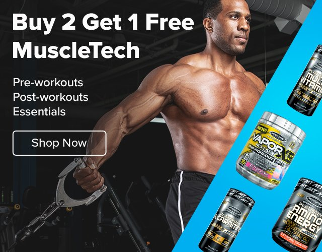 Shop MuscleTech top deals.