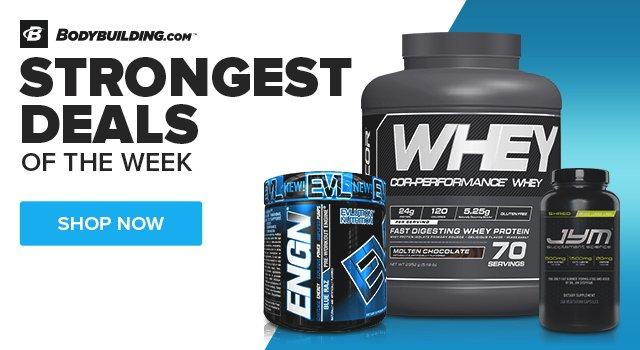 Strongest Deals of the Week