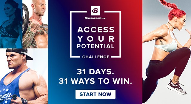 Access Your Potential Challenge