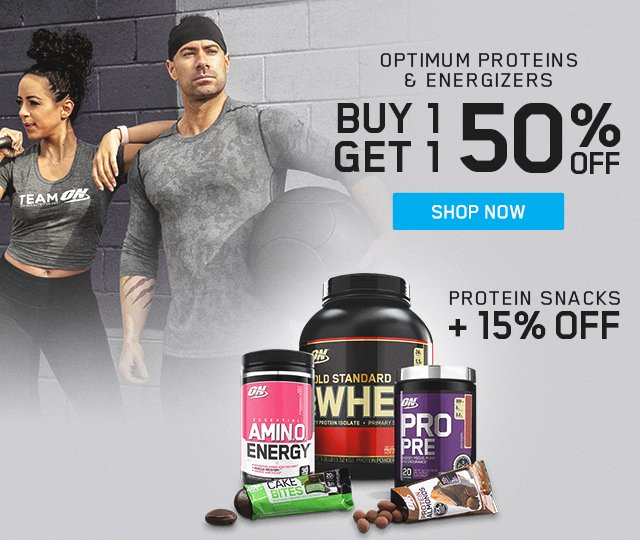 Optimum Proteins and Energizers