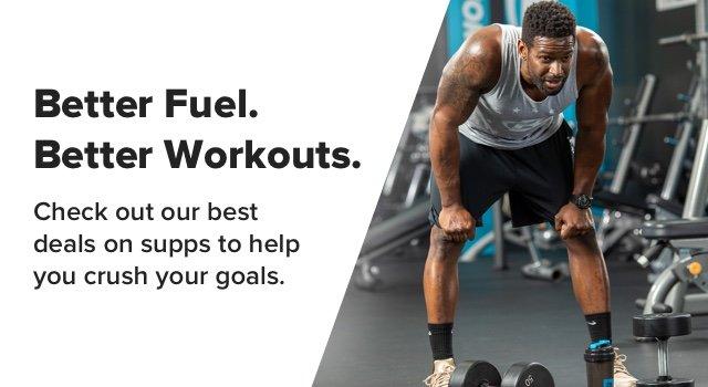 Better Fuel - Better Workouts