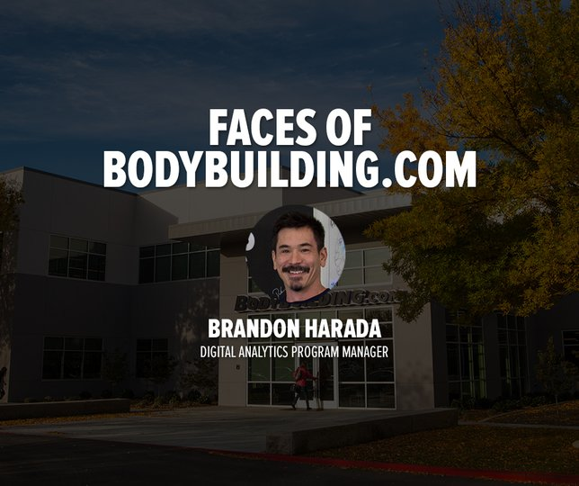 Introducing the Talented Brandon Harada