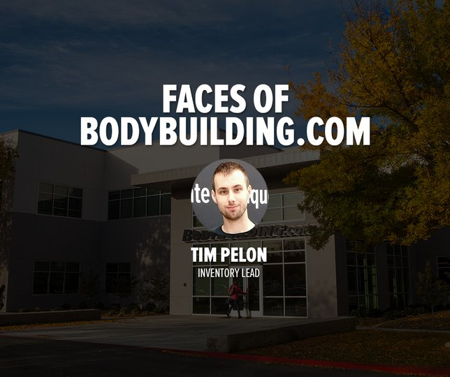 Introducing the Talented Tim Pelon