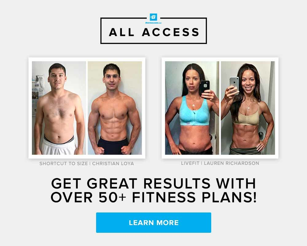 Great Results With Over 50 Fitness Plans