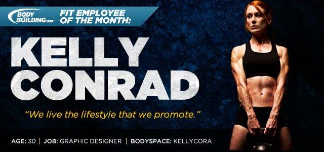 Fit Employee Spotlight - Kelly Conrad!