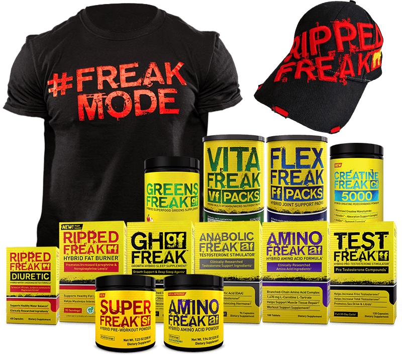 #FreakMode Contest