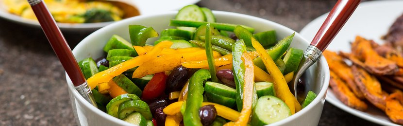 FreakMode Recipes: Greek Salad