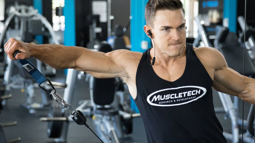 Get The Shoulder Pump Of Your Life!