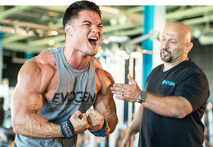ae59d521f Hany Rambod And Jeremy Buendia's FST-7 Shoulders And Triceps Workout