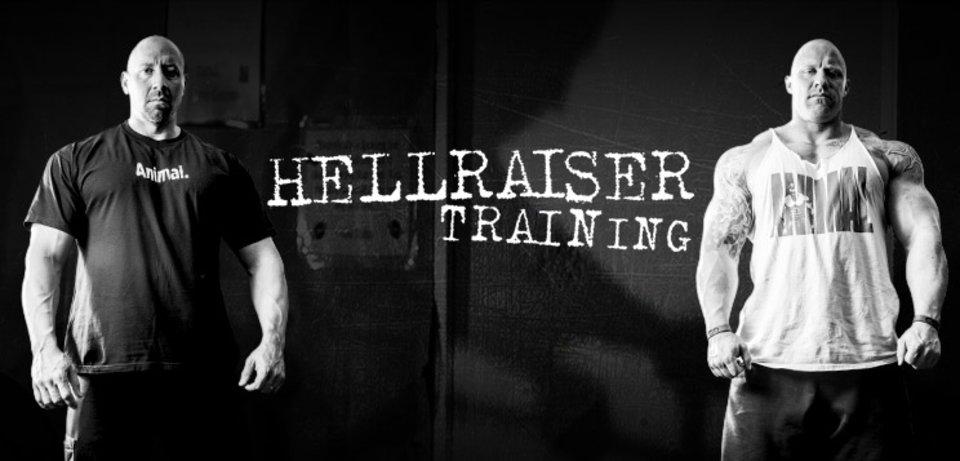 HRT: Animal Hellraiser Trainer - Series Overview