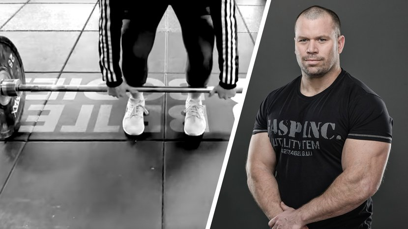 Ask The Super Strong Guy: How Do I Find My Best Deadlift Stance?