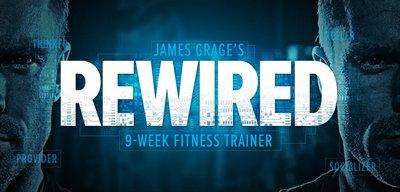 James Grage Rewired 9-Week Fitness Trainer