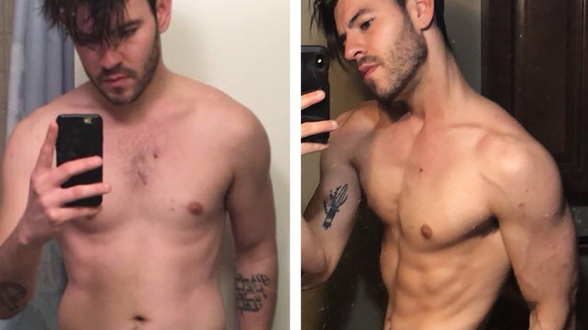 James Nash Transformation