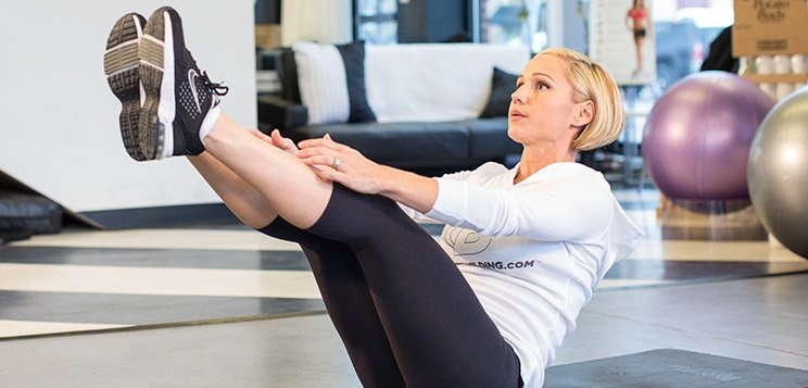 Jamie Eason's One-Dumbbell Circuit Workouts!