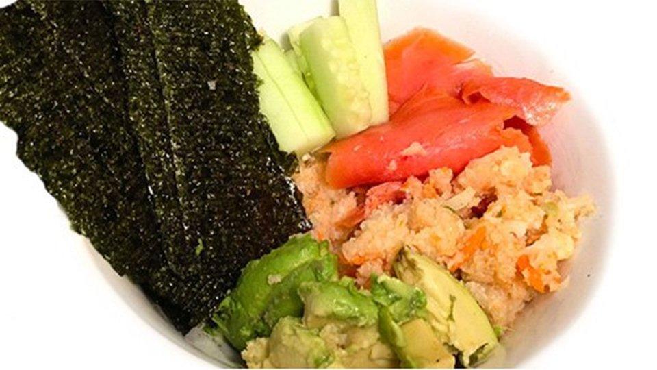 Japanese Sushi Bowl