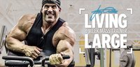 Living Large: Jay Cutler's 8-Week Mass-Building Trainer