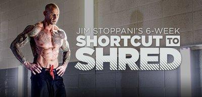 Jim Stoppani's Six-Week Shortcut To Shred