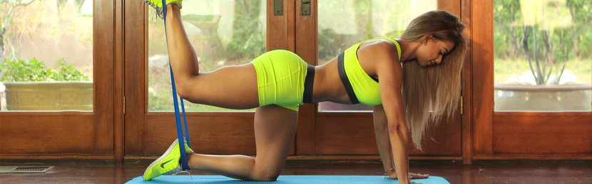 Lais DeLeon's Fitness-Model-Body Workout Plan!