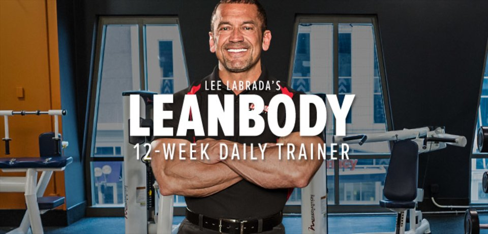 Lee Labrada's 12-Week Lean Body Trainer