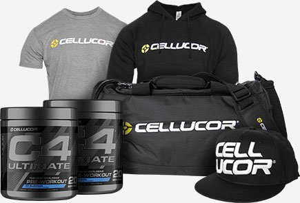 Cellucor Prize Package