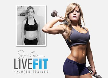 Jamie Eason's LiveFit 12-Week Trainer