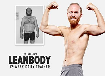 Lee Labrada's Leanbody 12-Week Daily Trainer