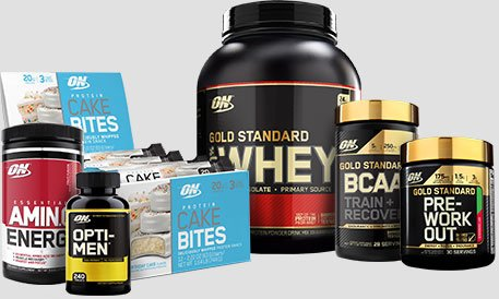 Optimum Nutrition Prize Package