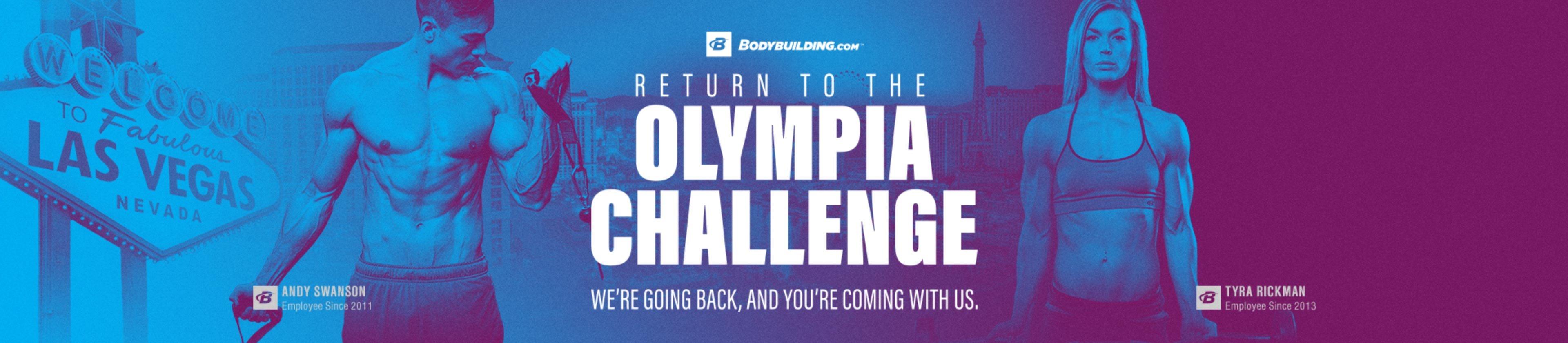 Still In It. 8 Week Challenge. Powered by Dymatize.