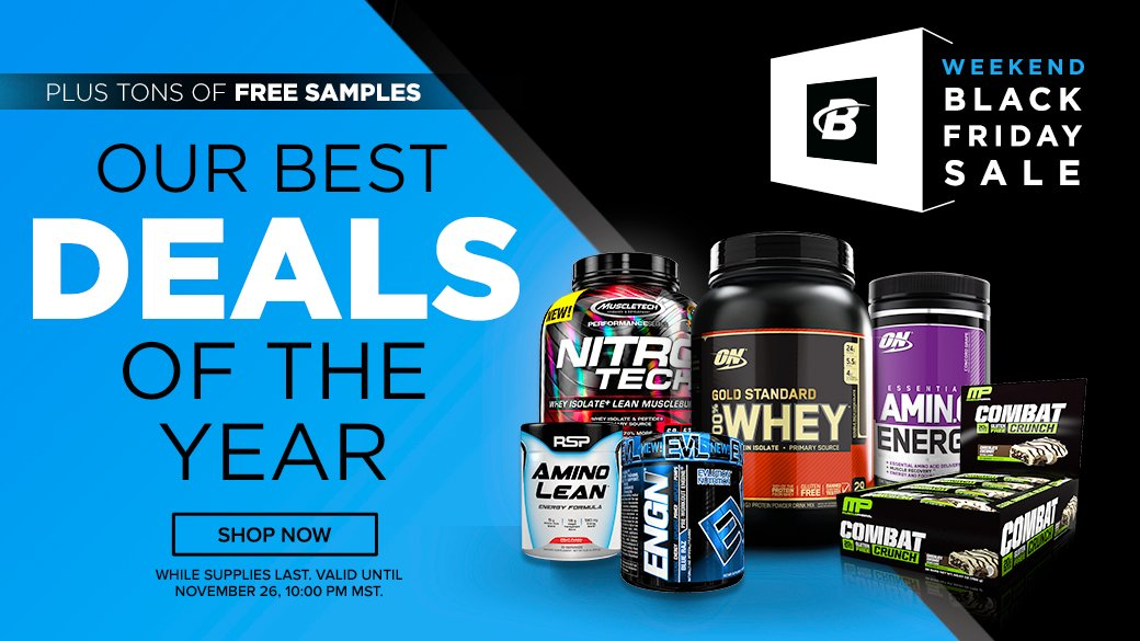 10% off bodybuilding.com your order (Best Coupon 2020)
