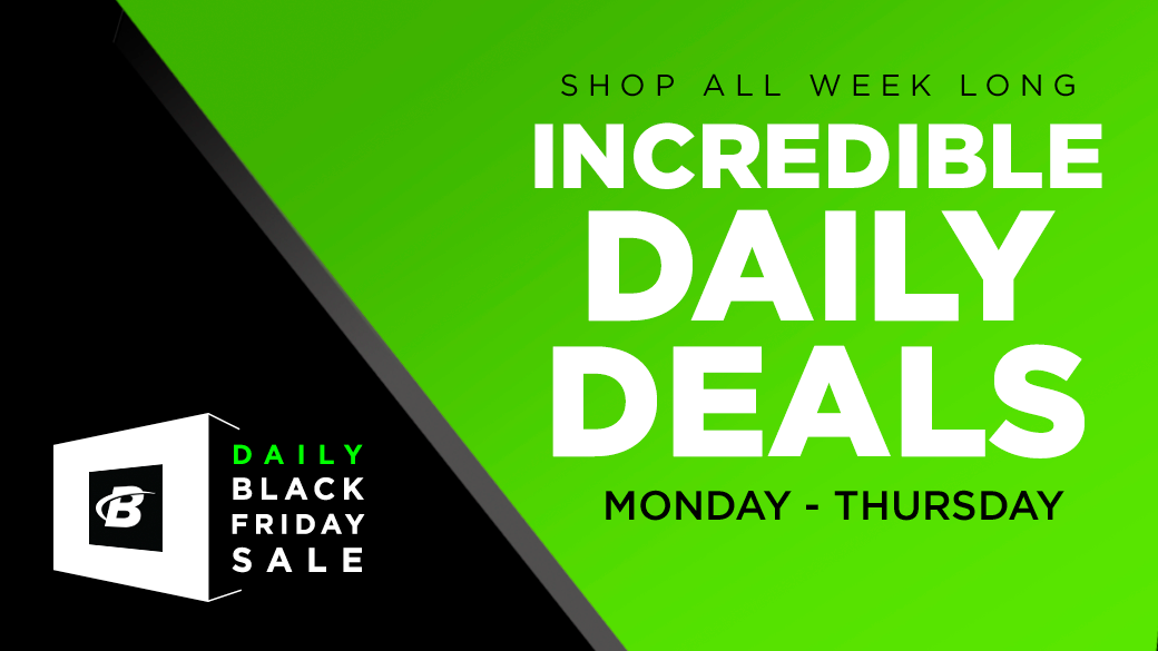 Shop Incredible Daily Deals All Week Long