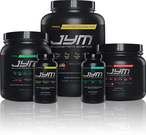 Jym Supplement Science Stack