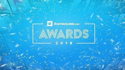 Bodybuilding.com Awards 2018