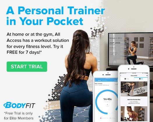 BodyFit Free Trial