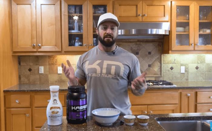 Kris Gethin in Kitchen