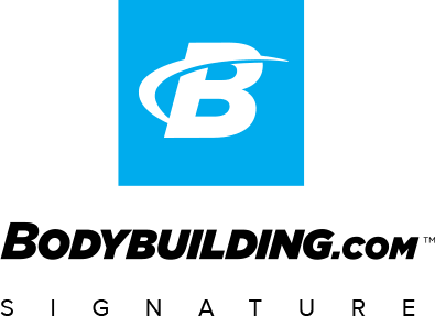 Bodybuilding.com Logo Black 150x150