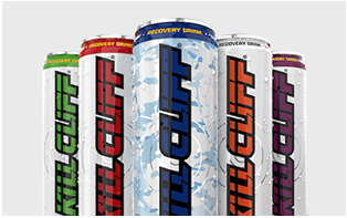 Kill Cliff Cans