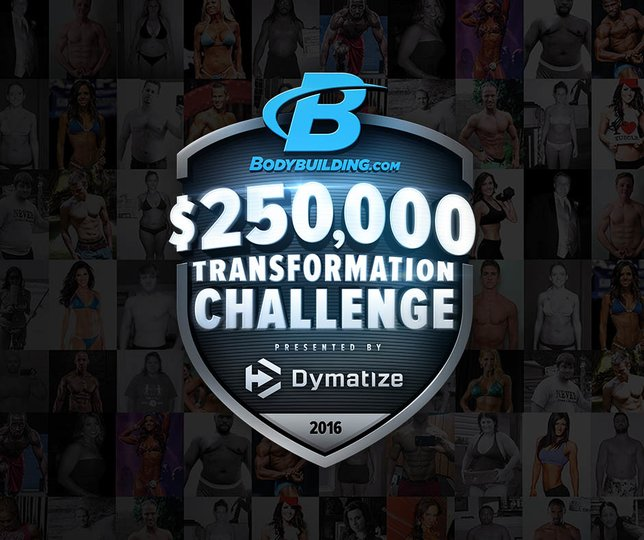 $250,000 Transformation Challenge Winners - Presented By Dymatize Nutrition