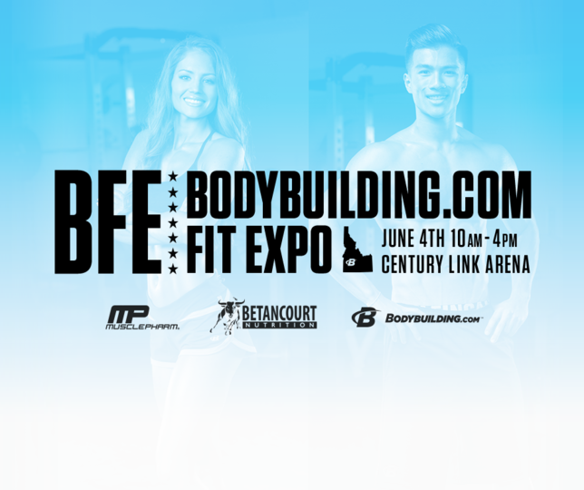 2016 Bodybuilding.com Fitness Expo