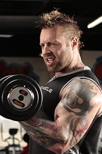 Kris Gethin - Kaged Muscle