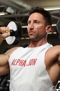 Troy Adashun - Alpha Lion