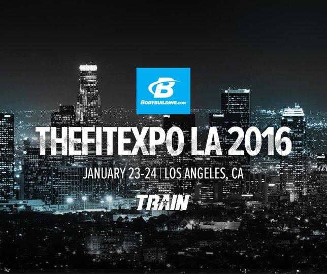 TheFitExpo Los Angeles 2016
