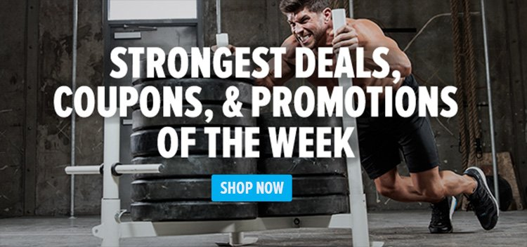 Strongest Deals, Coupons, & Promotions of the Week