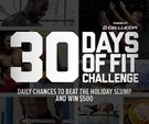 Bodybuilding.com 30 Days of Fit Challenge FAQs