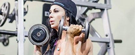 Ashley Horner's Full-Body Circuit Workout