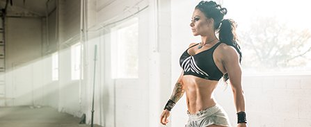 Ashley Horner's Charlie Mike: 6-Week Fitness Plan