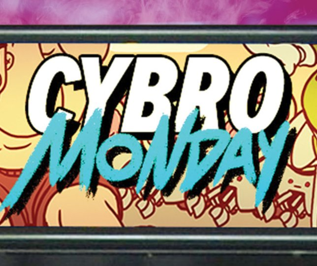 Cybro Monday Video Game