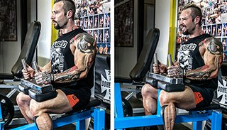 Turn Your Calves Into Bulls with Kris Gethin