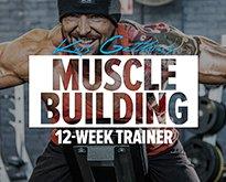 Kris Gethin's Muscle Building 12-Week Trainer