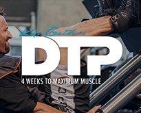 Kris Gethin's DTP: 4 Weeks To Maximum Muscle